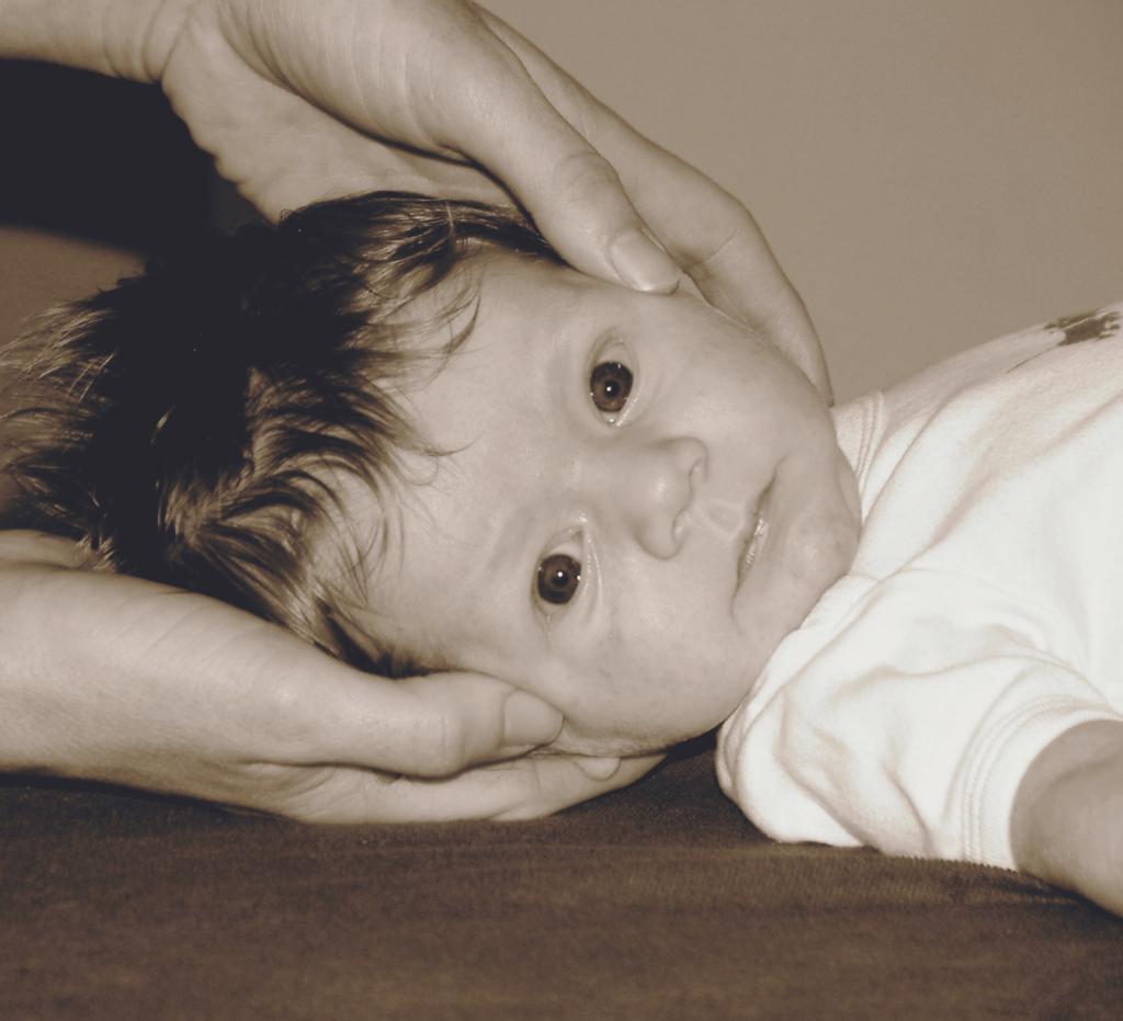 Met welke klachten kan je met je baby naar een osteopaat?